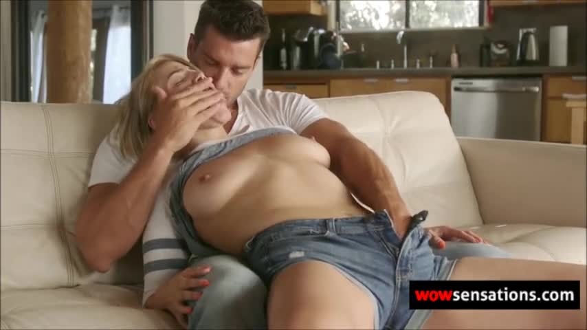 Dad Fucks Daughter Threesome
