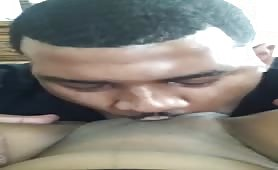 Eat the Pussy make her  Squirt then Eat it Again