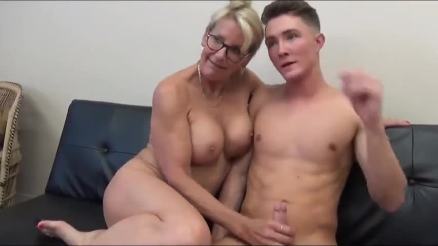 Jordi Fucks Blonde Milf